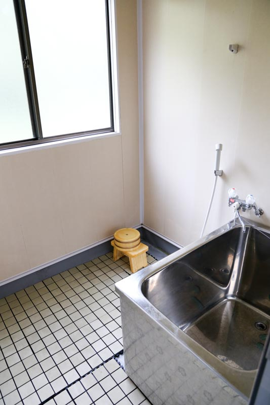 ペットも泊まれる森の小さなリゾート村 桜清水コテージ(お風呂)
