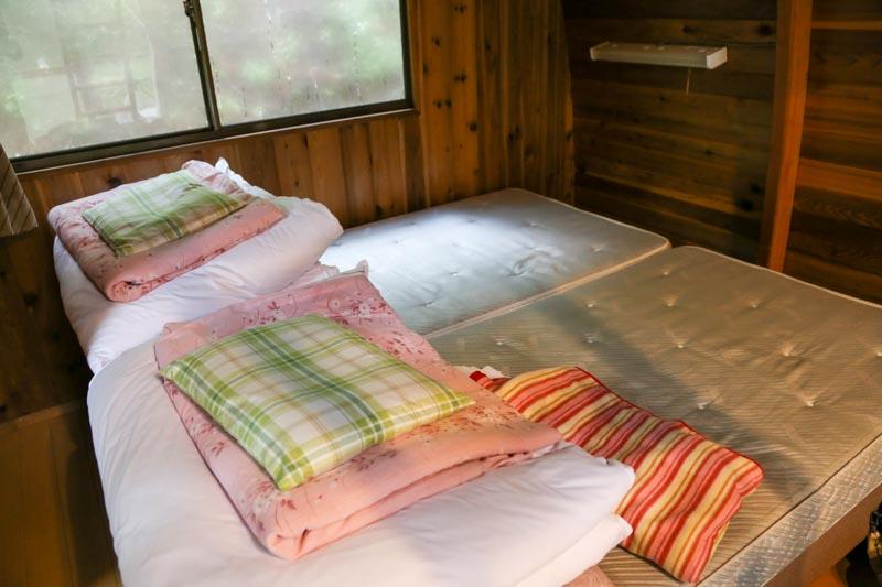 ペットも泊まれる森の小さなリゾート村 桜清水コテージ(ベット)