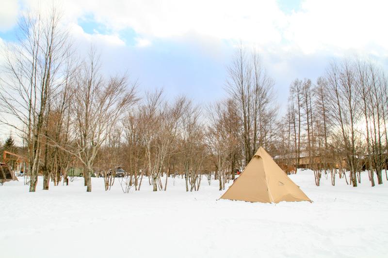 初心者・キャンプ・キャンプレビュー・キャンプ場・アウトドア・北軽井沢スウィートグラス・サーカスTC
