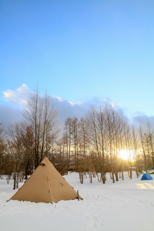 初心者・キャンプ・キャンプレビュー・キャンプ場・アウトドア・北軽井沢スウィートグラス