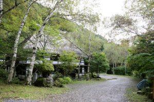 ペットも泊まれる森の小さなリゾート村 桜清水コテージ(そば処)